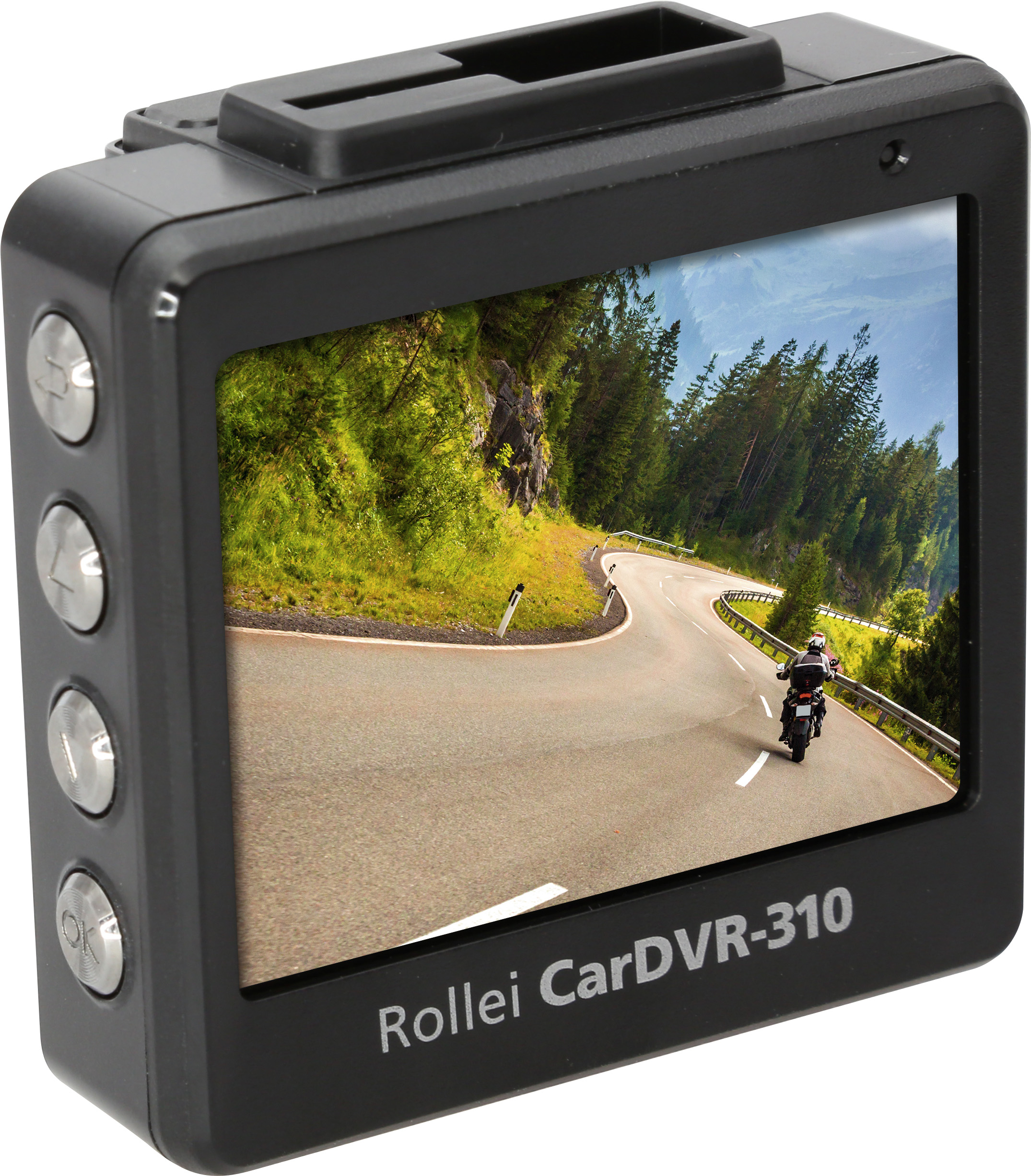rollei dashcam cardvr 310 autokamera gps full hd g sensor. Black Bedroom Furniture Sets. Home Design Ideas